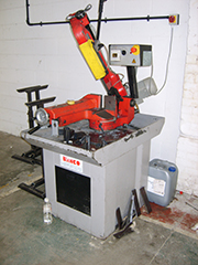 Acerus Bianco Band Saw