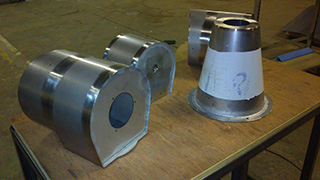 Rolled Stainless Parts