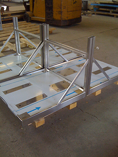 Stainless Trolleys