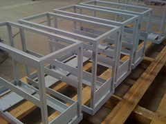 Powder Coated Frames